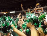 Post Game Celebration   Photo provided by Marshall University