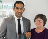 Al Dliw recognized as July Fellow of the Month