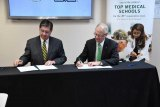 Marshall, WVSOM Announce Agreement