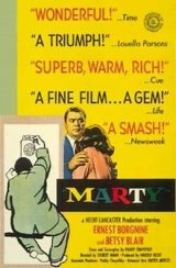 "One of Ernest Borgnine's Achievements was an Oscar for ""Marty"""