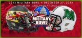 Herd Ticket Office Announces Ticket Dates, Deadlines for 2013 Military Bowl