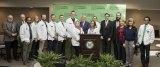 National Institutes of Health guests visit School of Medicine