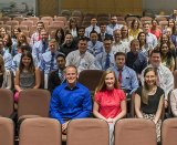 New medical residents and fellows begin training at Joan C. Edwards School of Medicine
