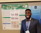 Marshall exercise science student presents research at 33rd American Society for Gravitational and Space Research annual meeting