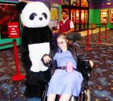 Panda Hugs and Crafts Greet Marquee Pullman Moviegoers IMAGES
