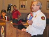 First Alert donates 175 smoke, carbon monoxide alarms to Fire Department