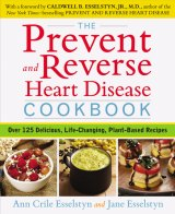 BOOK REVIEW: 'The Prevent and Reverse Heart Disease Cookbook': Long-Awaited Cookbook Companion to 'Prevent and Reverse Heart Disease' Now Available