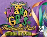 Mardi Gras Huntington Symphony Fundraiser Feb. 6