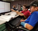 RCBI campers gain hands-on computer coding experience