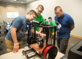 RCBI offers enhanced 3D printing/maker camps