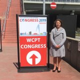 MU presents research at World Confederation for Physical Therapy in Switzerland