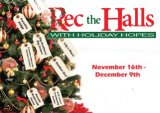 Rec the Halls aims to spread the holiday spirit