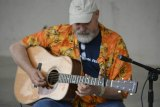 """Pickin' in the Park"" Guitar Weekend at Twin Falls Resort State Park March 20-22, 2015"