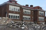 MILLER ELEMENTARY SCHOOL: Demoltion of a Southside Landmark
