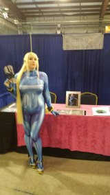 Having it Sweet at the WV Pop Con IMAGES