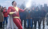 Exceeding Wow, Beyond Awesome.... Here Comes the Light Hearted Super Hero Shazam!