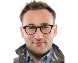 Author Simon Sinek to speak via broadcast