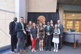 Marshall students receive Spirit of Excellence Awards