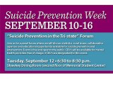 Marshall University to host activities for Suicide Prevention Week Sept. 10-16