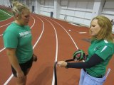 Marshall faculty member to train hammer throw athletes for 2015 IAAF Track and Field World Championships