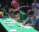 Marshall students to thank donors for private support
