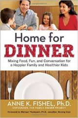 BOOK REVIEW: 'Home for Dinner': An Impossible Dream: Having Family Members Get Together for Meals?