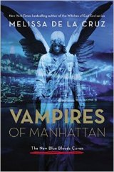 BOOK REVIEW: 'Vampires of Manhattan: The New Blue Bloods Coven': Perfect for Halloween -- Or Any Time