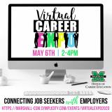 Marshall Sponsoring Virtual Career Expo