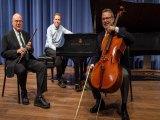Flute-Piano-Cello Trio Concert at Marshall Sept. 17