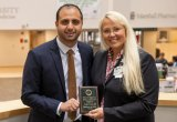 Marshall School of Medicine names Yazan Numan, M.D., May Resident of the Month