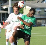 "IMAGES: ""Vet"" Opens as Marshall Men Shut Out Alums"