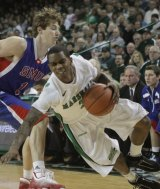 Marshall Outlasts SMU , 64-62