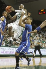 Marshall's Men Take Down Memphis, 85-70
