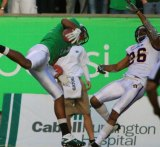 "Marshall Beats ECU in OT Thanks to ""The Catch"""