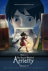 """Arrietty"" Has More Imagination Than Just Cartoon"