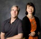 Pierre Desrochers and Hiroko Shimizu