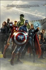"Comic Book Tie in for ""Avengers"" shooting in Cleveland; Coming to Theatres in 2012"