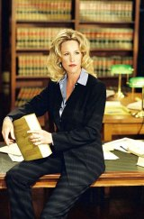 Brockovich Protesting at US Supreme Court; Case Involves Water Contamination
