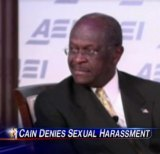 Former Lobbyist Herman Cain Relies on Legal Definitions for Defense of Sexual Harassment Flip Flop