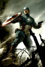 "Everyman Styled ""Captain America"" Loaded with Action, Empathy, Effects"