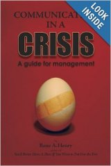 'Communicating in a Crisis' Delivers the Goods for Crisis Management Professionals