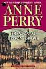 BOOK REVIEW: Anne Perry's Dynamic Pitt Couple Returns in 'Treason at Lisson Grove' Spy Thriller