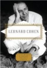 POETRY MONTH: Leonard Cohen, Poet, Songwriter
