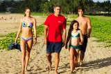 "George Clooney nominated for best actor for ""The Descendants"""