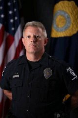 Holbrook Attending Funeral of North Carolina SWAT Officer