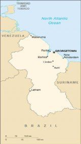 CARIBBEAN VIEW: Guyana:  Recovering its 'lost' years