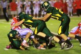 Huntington High Overcomes 17-0 Deficit