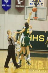 IMAGE GALLERY: Huntington High Wins Girl's Sectional