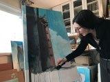 PORTRAIT of the EMERGING ARTIST: Jaci Rice