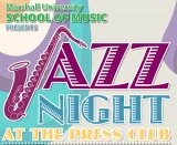 Marshall School of Music to continue Jazz Night at the Press Club series